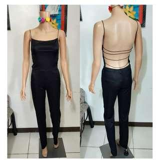 Very Sexy Backless Sexy Jumpsuit