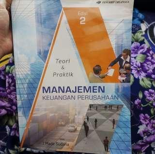 Manajemen Keuangan Perusahaan Edisi 2