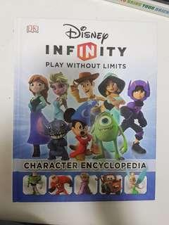Disney Infinity Character Encyclopedia Book