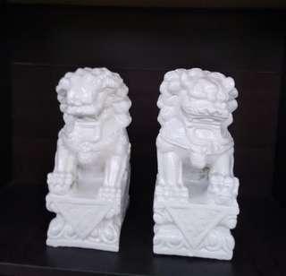 Chinese dragon make of stone麒麟