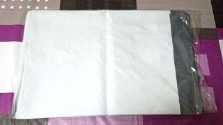 White Polymailer Bag (Size E)
