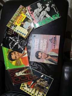 Elvis presley vinyl records 1960s