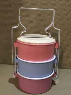 3-Tier Traditional Lunch Box