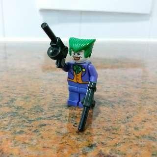 LEGO 7888 DC Super The Joker minifig