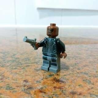 LEGO 76042 Marvel Super Heros Nick Fury minifig