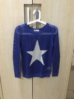 sweater rajut / knitted sweater