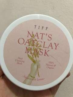 Nat's OATCLAY MASK