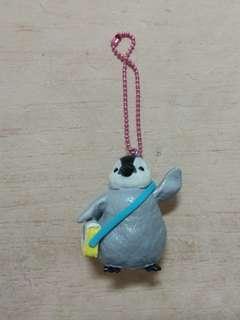 🚚 rement 胖企鵝 扭蛋 公仔 吊飾