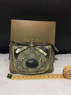 Authentic Gucci small pouch