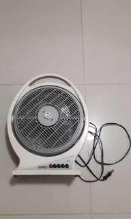 portable medium fan