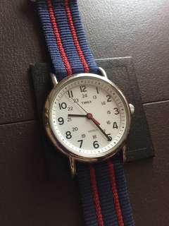 TIMEX weekender watch nylon strap