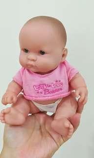 Original Berenguer Sitting Baby Doll