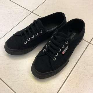 🚚 降價!SUPERGA 麂皮帆布鞋
