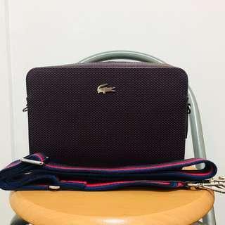 Lacoste sling bag (rare)