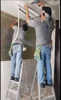 Plastering/CoveCeling/Lbox/Partition