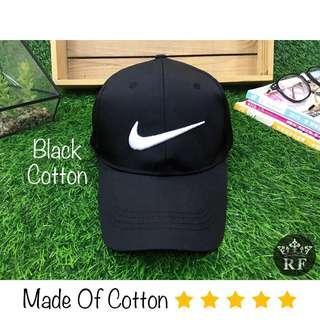 Black Nike Baseball Hat / Cap
