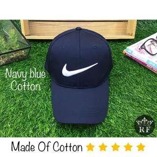 Navy Blue Nike Baseball Hat / Cap