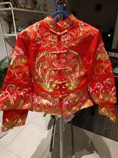 Chinese Wedding Dress (Kwa)