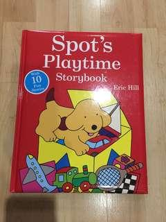 Spot's Playtime hardcover book