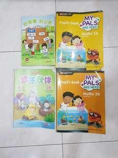 P2 Textbooks