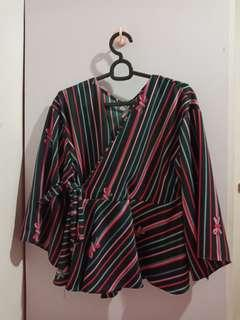 Top Kimono Salur