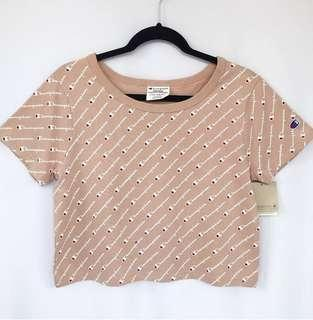 Champion cropped top