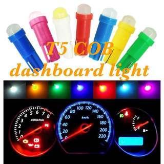 T5 COB dashboard light