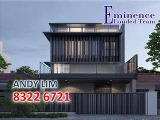 PRICE REDUCED! Cheapest Brand New 2.5 Storey Semi-D in Serangoon Garden Estate @ D19 Worthing Road