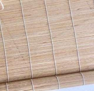 🆕 3'x5' roll up bamboo blind