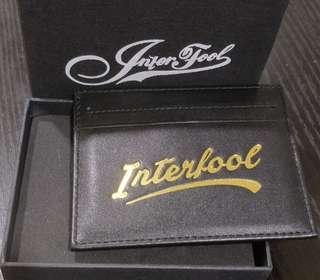 Interfool card holder 咭片套
