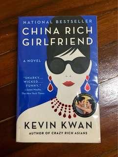 CHINA RICH GIRLFRIEND|| KEVIN KWAN (Trade paperback size)