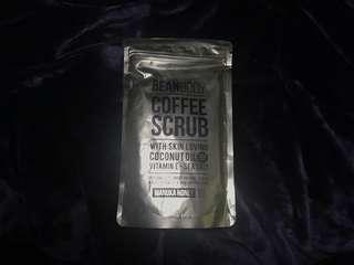范冰冰 小紅書 推薦 Beanbody bean body 咖啡 身體 磨沙  coffee scrub