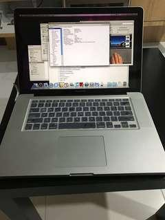 "(Used) Macbook Pro 15"" (Mid-2009)"