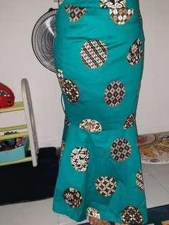 Tosca Batik Skirt