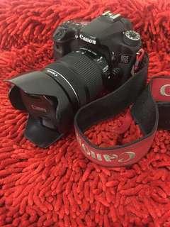 Kamera Canon 70D Original Datascript (Banyak Bonusnyaaa!)