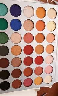 The Jaclyn hill palette eyeshadow