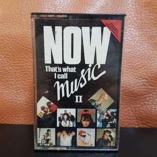 2 Cassettes》NOW That's What I Call Music II