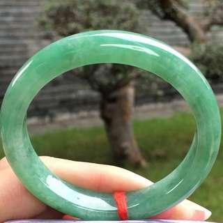 天然翡翠手鐲Jade Bracelet