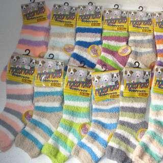 珊瑚 襪子 珊瑚袜子 30元/10對