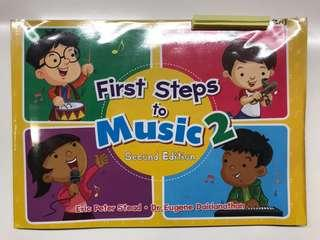 First Steps to Music 2 (Primary 2)