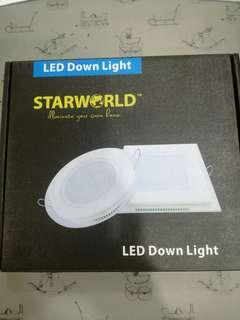 LED DOWN LIGHT 4 inch (3 colors)