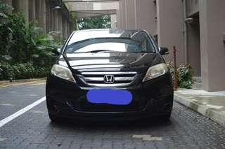 Honda Edix 1.7 Auto