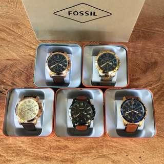 Fossil Grant Men's Chronograph Watch