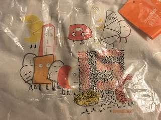 🚚 Bread Talk Canvas Tote Bag