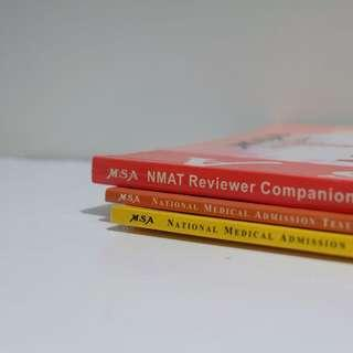 NMAT Reviewer (5 books) - revised 2013