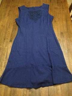 💜Plus size Esprit dress