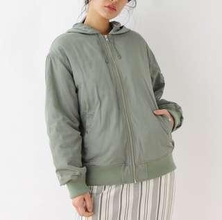 ✨NEW!推薦~日本18 ozoc鬆身工裝外套