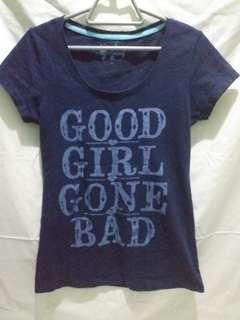 ATMOSPHERE Brand | GOOD GIRL GONE BAD Printed Shirt