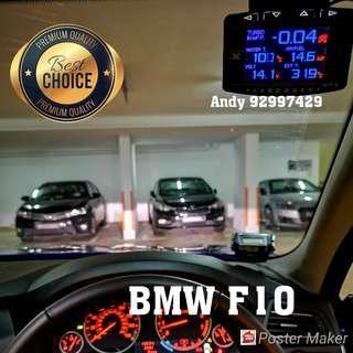 BMW F10 Lufi X1 Revolution OBD OBD2 Gauge Meter display