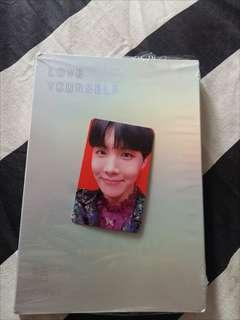 [WTS]BTS Love Yourself: Answer S Version with Jhope pc